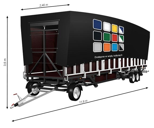 Modernistyczne XL80 (10 x 8 x 7m) JJ03